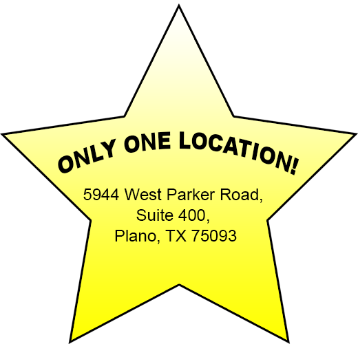 5944 West Parker Road Suite 400 Plano TX 75093
