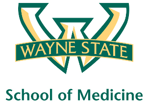 Wayne State University School of Medicine logo 2012